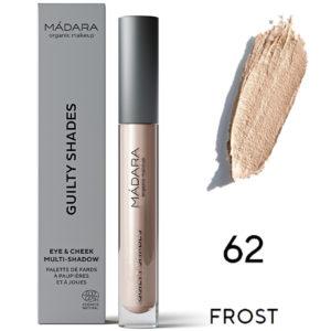 Madara Guilty Shades Frost 62 4 ml | Cień do oczu i policzków