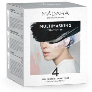 Madara Multimasking Treatment | Zestaw maseczek do twarzy