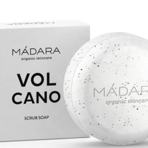 Madara Volcano Srub Soap | Mydło peelingujące z piaskiem wulkanicznym