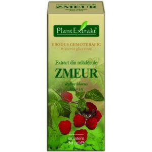 Malina właściwa (Rubus idaeus) Zmeur PlantExtrakt 50 ml