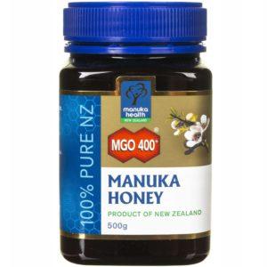 Manuka Health miód Manuka MGO 400+ 500 g