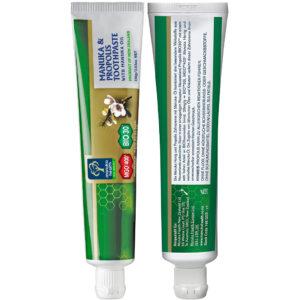 Manuka Health Pasta do zębów z miodem manuka i propolisem 100 ml