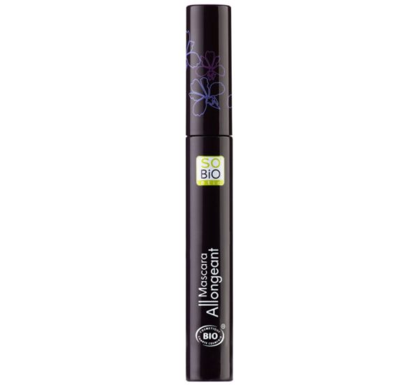 So Bio Mascara Allongeant wydłużająca rzęsy black 10 ml