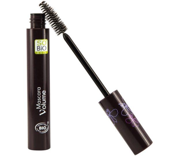 Mascara Volume czarna SO BiO 10 ml