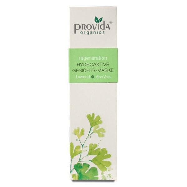 Maseczka nawilżająca Provida Organics 50 ml