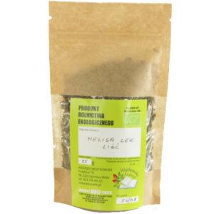 Melisa lekarska suszona (liść rozdrobniony) | Gospodarstwo ekologiczne Wojtkowski