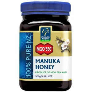 Miód Manuka MGO 550+ Manuka Health 500 g