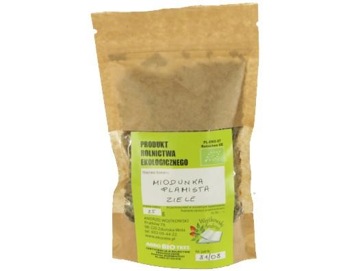 Miodunka plamista ziele 50 g   Ekologiczne zioła