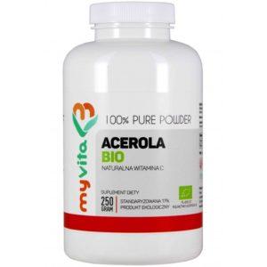 Myvita Bio Acerola w proszku 250 g