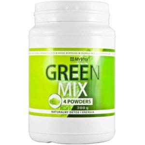 MyVita Green Mix 300 g | Suplement diety