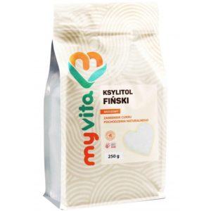 MyVita Ksylitol fiński Xylitol cukier z brzozy 250 g