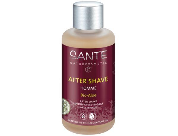 Naturalna woda po goleniu dla mężczyzn HOMME Sante Naturkosmetik 100 ml