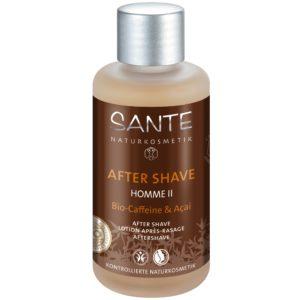 Naturalny płyn po goleniu dla mężczyzn HOMME II Sante Naturkosmetik