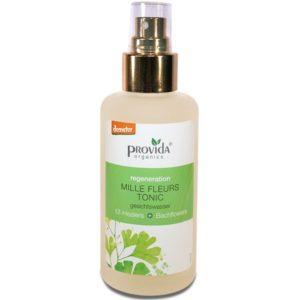 Tonik przeciwzmarszczkowy do twarzy Mille Fleurs Provida Organics 100 ml
