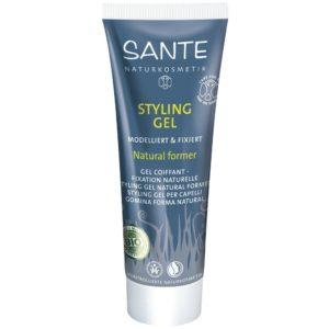 Naturalny żel do stylizacji włosów Natural Former Sante Naturkosmetik