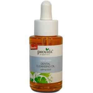 Oczyszczający olejek do jamy ustnej Provida Organics 30 ml