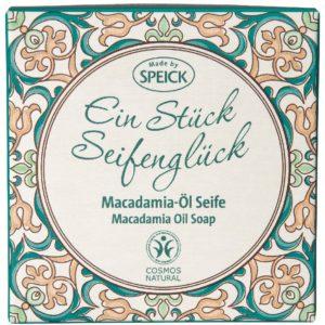 Odżywcze mydło z olejem Makadamia Speick 100 g