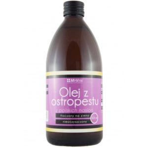 Olej z ostropestu Myvita z polskich nasion 500 ml