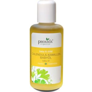 Olejek do kąpieli dla dzieci z nagietkiem Provida Organics 100 ml