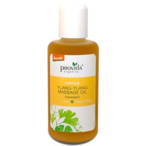 Olejek do masażu z Ylang-Ylang Provida Organics 150 ml