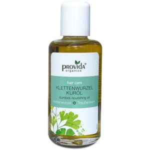 Olejek do włosów łopianowy Provida Organics 100 ml
