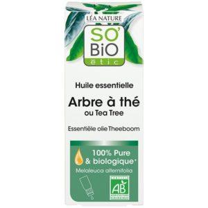 Olejek eteryczny Drzewo Herbaciane SO BIO 15 ml