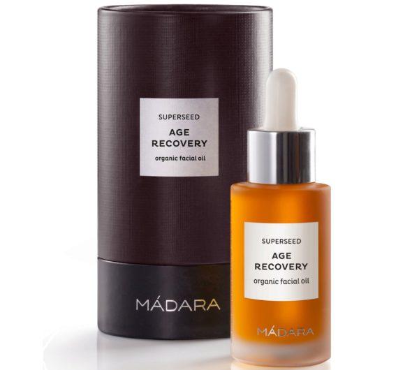 Madara Superseed Age Recovery 30 ml   Organiczny olejek do twarzy