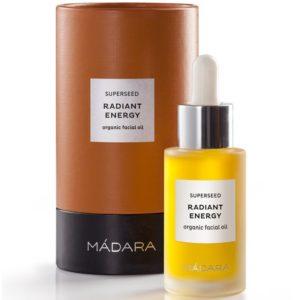 Madara Superseed Radiant Energy 30 ml | Odżywiający olejek do twarzy