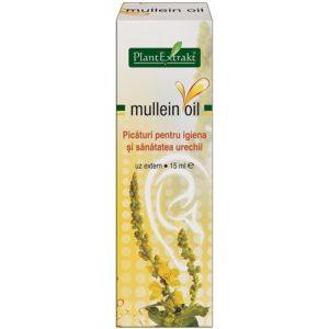 Olejek z dziewanny PlantExtrakt 15 ml | Krople do uszu