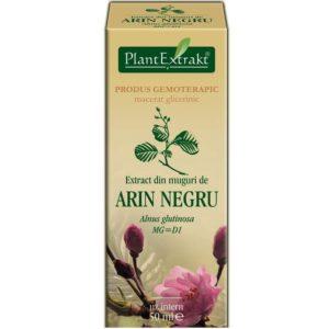 PlantExtrakt Arin Negru Olsza czarna (Alnus glutinosa) 50 ml