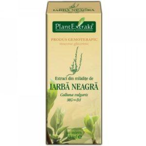 PlantExtrakt Iarba Neagra 50 ml | Wyciąg z kiełków wrzosu pospolitego