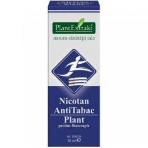 PlantExtrakt Nicotan AntiTabac Plant 30 ml | Rzuć palenie
