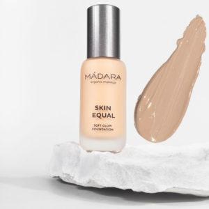 Podkład IVORY 20 Skin Equal Soft Glow Madara 30 ml