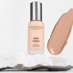 Podkład IVORY ROSE 30 Skin Equal Soft Glow Madara 30 ml