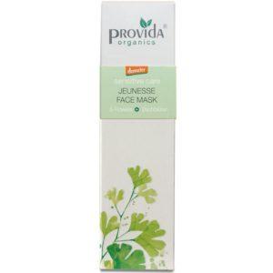 Provida Organics Jeunesse | Ekologiczna maseczka do twarzy 50 ml