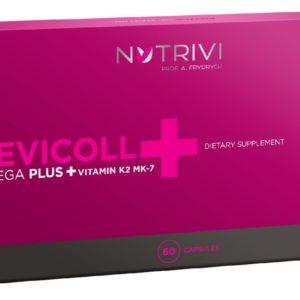 Nutrivi Revicoll MAX Omega Plus K2MK7 60 kapsułek