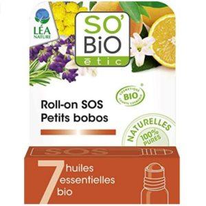 Roll-on SOS na drobne urazy So BIO 5 ml