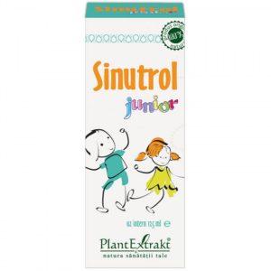 Sinutrol Junior PlantExtrakt | Syrop fitogeoterapeutyczny