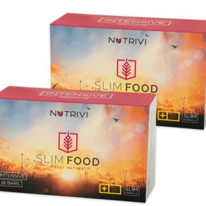 Slim Food Intensiv 36 batonów