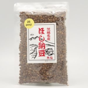 Soja Natto 200 g Smak Naturalny