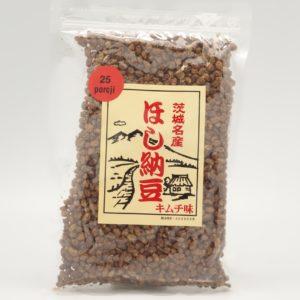 Japońskie Natto   Soja natto z kiszoną kapustą kimchi 200 g