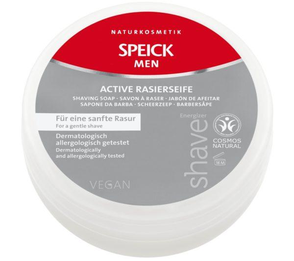 Speick Men Active mydło do golenia 150 ml