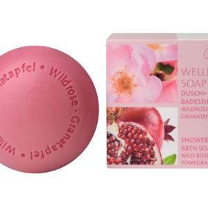 Speick Wellness mydło Dzika Róża i Granat 200 g