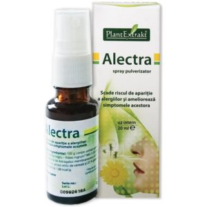 Spray Alectra PlantExtrakt | Suplement na alergie
