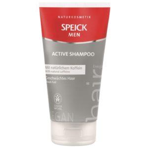 Szampon do włosów dla mężczyzn z kofeiną Men Active Speick