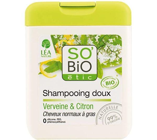 Szampon do włosów normalnych i przetłuszczających się SO BiO 250 ml