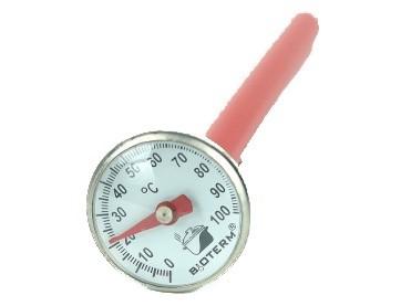 Termometr do potraw ze stali nierdzewnej