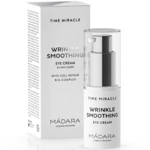 Krem pod oczy Time Miracle Wrinkle smoothing MÁDARA 15 ml