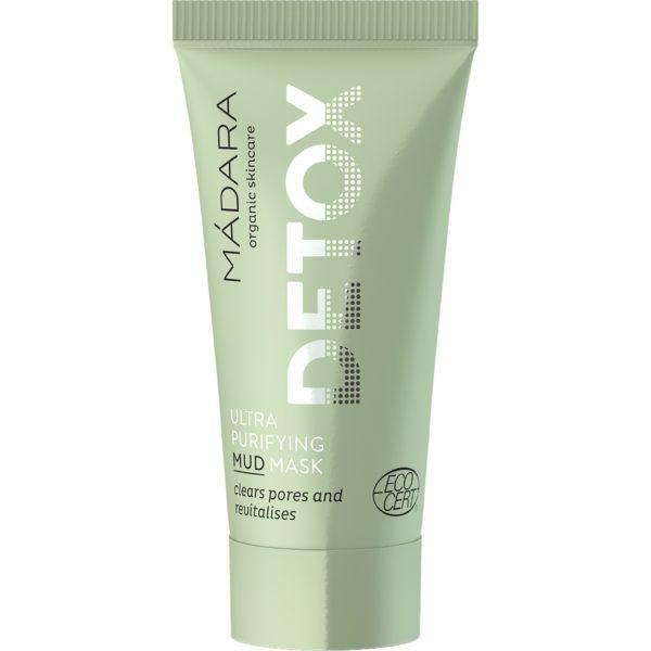 Ultra oczyszczająca maseczka Detox MADARA 12,5 ml