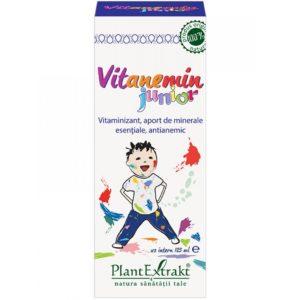 Vitanemin Junior PlantExtrakt 100 ml